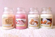 Candles / Lovely and cozy candles