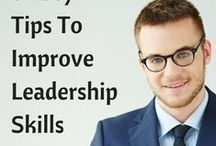 Leadership Tips / Become a more effective leader with these tips.