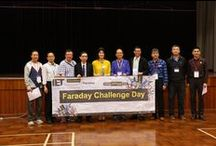 Faraday overseas / Photos from around the world as the Faraday Challenge Day programme goes international!