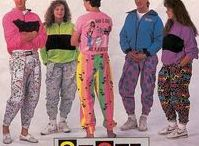 STYLE GUIDE 1# Surf History / Wacky / Vibrant Patterns and Colours are key here.  Neon & Fluro Hues Always goes far.   The cuts were short or they were baggy,  Mini skirts for the girls& short shorts for the guys.  Matched with crop tops or oversized sweaters.   Take me back please