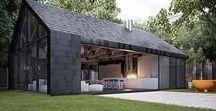 barn conversions and barn style homes
