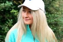 Dad Hats & Monogram Hats / Dad hats and monogram hats by The Initialed Life. Dad caps with funny sayings. www.TheInitialedLife.com
