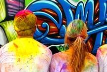 Graffiti Run Madness