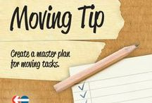 Moving Tips / Tips, tricks and expert advice on moving from North American Van Lines. #TuesdayTips