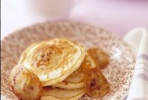 Breakfast ideas to try / by Kim Thrush