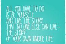 ## Citations - Quotes ##