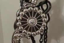 Fancy Tack / All things pretty, for pretty horses.....