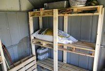 Shed Storage / Shed Storage