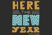 ★Gelukkig Nieuwjaar #Happy New Year★ / Gelukkig nieuwjaar kaartjes en feest ideeën...
