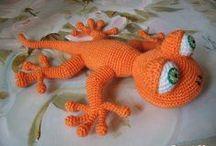 Crochet amigurumi etc.