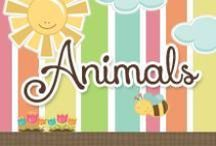 ANIMALS / We all Love #animals. / by Promote My Business
