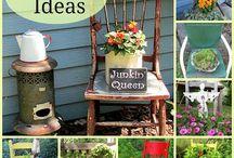 Garden / Beautiful garden ideas