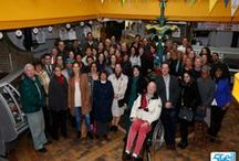 An evening at the English Market, Cork / We invited all GA delegates to an evening at Cork's iconic food market, the English Market. Famously known for its bountiful supplies of delicious locally produced food & drink ...and of course creative producers!