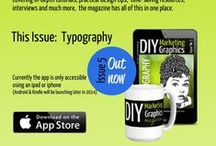 DIY Marketing Graphics Magazine / DIY Marketing Graphics Magazine is an online, interactive digital magazine for those of you who like to create your own marketing visuals but need a bit of input and guidance. We include master-class tutorials, tips. software reviews, interviews, puzzles (and more) to help you create your own traffic driving visuals. Currently available on iPad, iPhone and iPod with Android  coming soon.