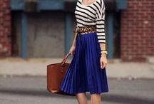 summer closet / styles to inspire summer fashion