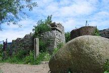 muren en stenen