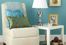 Decorating on the Cheap / When you don't have a lot to spend on sprucing up your home, check out this board for budget decorating advice.