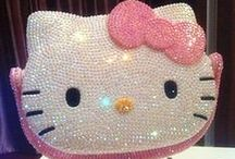 hello kitty mixture pt.1 / by Heather Rivers