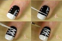 Nail Art / ILatest in style art for your nail. t is a type of art which can be done on fingernails and toenails.