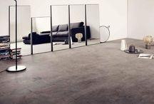 Suelos, pavimentos, panelados, tabiques, ideas...