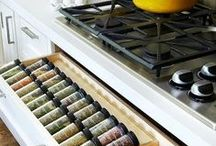 Kitchen Ideas / Get Ideas & Tips For Designing Your Own Small Kitchen.