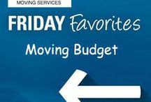 Friday Favorites Hot Topics / Friday Favorites are tips on various aspects of moving.  We provide you highlights of articles created.  Full articles can be found at www.northamerican.com/blog.