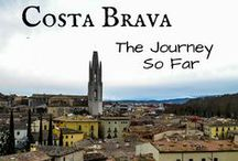 Costa Brava / Our trip to the Costa Brava region of Spain as #ResidentBloggers #InCostaBrava leading up to #TBEX and then beyond. March 18 - May 27, 2015.