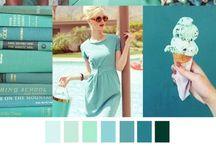 ☆Kleuren☆ / Kleur gebruik