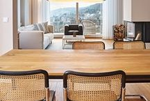 Living with Thonet / Inspiring Interior-Design for your home.