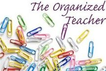 Classroom Management / Ordnung im Klassenzimmer, Management, Organisation