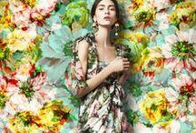 ''Çiçekli Elbise-Floral Dress-vestido floral-Vestido floral-Цветочные платья'' / Blumenkleid-Robe à fleurs-フローラルドレス-碎花连衣裙-꽃 드레스