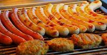 O's Spezialitäten / Currywurst, Pommes Frites, raffninierte Burger, Bratwurst