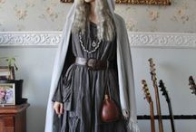 STYLE - Fantasy & Sci-Fi / My collection of fantasy and sci-fi/dystopian related costumes, outfits and accesories