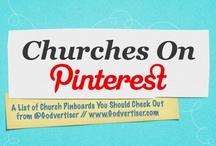 churches on pinterest / by Social Media Church