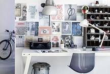 Wonderful Workspace Ideas / Ideas & inspiration for those who seek a dedicated workspace.