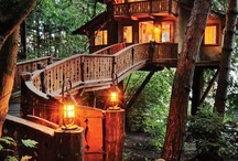 Cabins & Small places / by Jo Ann Dunaway