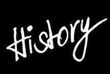 ::::History:::: / by ♡Christy♡