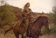 My love of horses