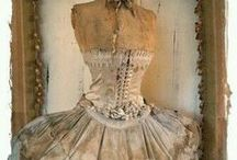 Dress form / by Sylvia Nienhuis