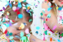 Parties ideas for Grace / by Melanie Archer