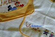 set asilo e asciugamani
