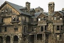 Ghosts from the past / I'm fascinated with old, abandoned places / by Suzy Wojtkowiak