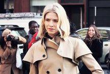 Elena Perminova / Elena Perminova, russian fashion model