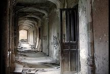 Abandoned Places / by Jamie Contreras