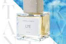 NIche perfume Lye - Maison Gabriella Chieffo / The base notes, irradiated with patchouli and opoponax, wrap up the tail end of this fragrance that will not fail to captivate you.