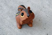 polymer clay / One day when I buy polymer clay this is what I will make