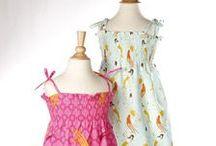 Mädchen Kleider - Freebooks Nähen / Sammlung von schönen kostenlosen Schnittmustern und Anleitungen für Mädchen / by Katha149 Pinterest