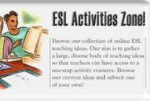 ESL Activities and Resources