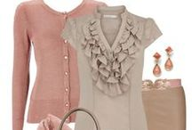 Dressing Your Truth Type 2 / Clothing and accessories for the soft, subtle woman.