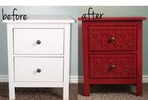 DIY Home Decor Ideas / DIY home decor ideas for the remodeling and up-cycling enthusiast!